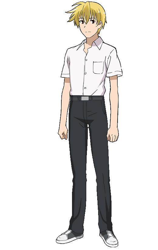 咲saki清澄高校の男子部員